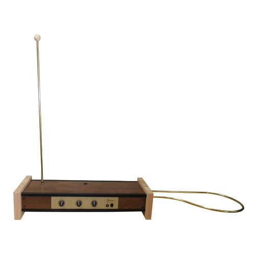 Theremin Jupiter 4 Linkshänder